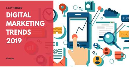 Digital marketing trends in 2019 & Features of a Lead Magnet
