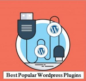 20 Popular WordPress Plugins