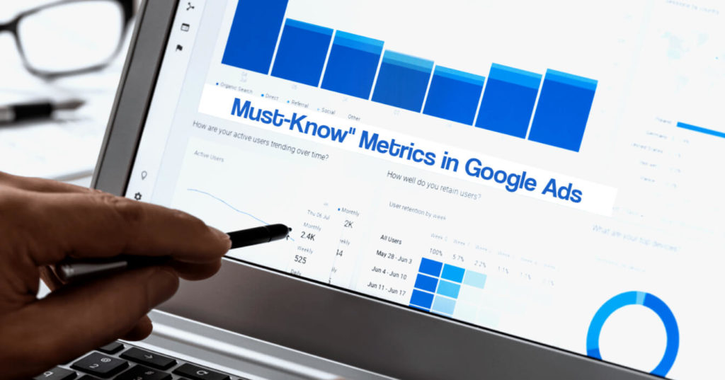 "The ""Must-Know"" Metrics in Google Ads -Do you know all of them?"