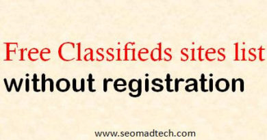 classified sites without registration