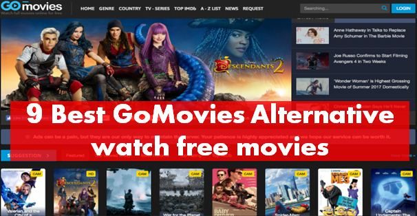 9 Best GoMovies alternative: Free Movie Streaming sites 2019