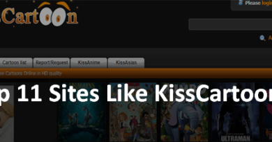 11 Best Sites Like KissCartoon to watch Cartoons for Free