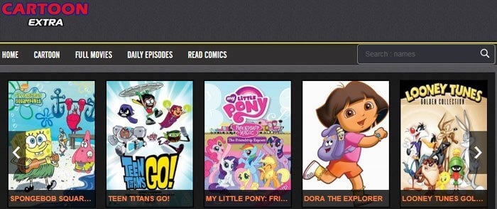 15 Best Sites Like Kisscartoon To Watch Free Cartoons Online Seomadtech