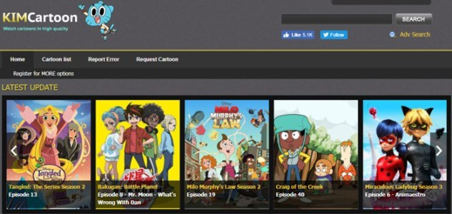 15 Best Sites Like Kisscartoon To Watch Free Cartoons Online Seomadtech