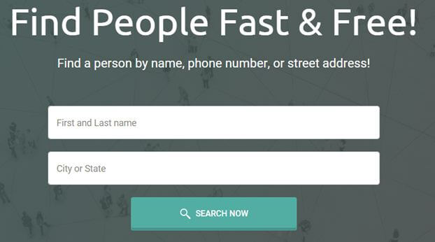 find people for free by name