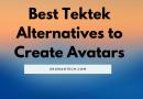 8 Best Tektek Alternatives to Create Avatars