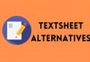 Textsheet Alternative- 7 Best safe Textsheet Alternatives