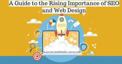 A Guide to the Rising Importance of SEO and Web Design