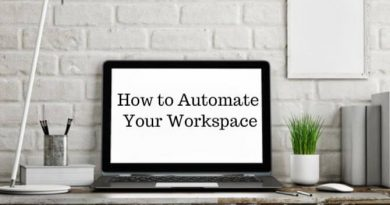 How to Automate Your Workspace