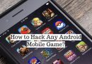 How to Hack Any Android Mobile Game?
