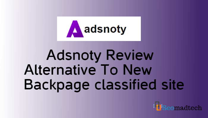 Adsnoty Review