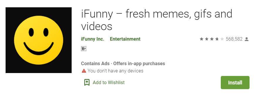 Meme Generator apps