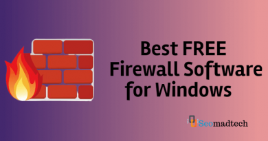12 Best free Firewall Software for Windows In 2021