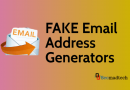 17 Best FAKE Email Generators | Free Temporary Email Address