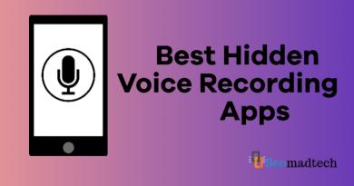 14 Best FREE Hidden Voice Recording Apps 2021