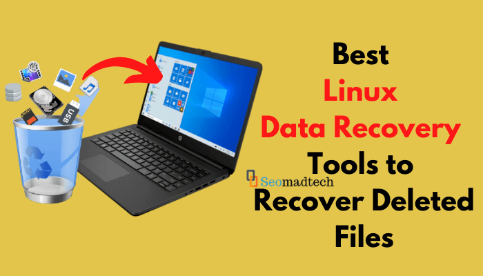 Best Linux Data Recovery Tools to Recover DeletedCorrupted Files