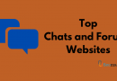 Top 6 Chats and Forums Online Websites